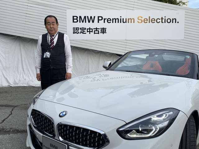 Hanshin BMW BMW Premium Selection 箕面 スタッフ紹介 画像3