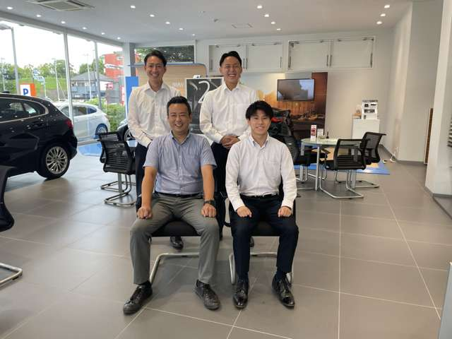 Willplus BMW BMW Premium Selection 八幡 スタッフ紹介 画像1