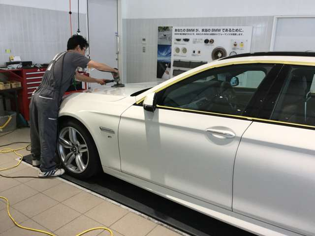 Willplus BMW BMW Premium Selection 八幡 各種サービス 画像5