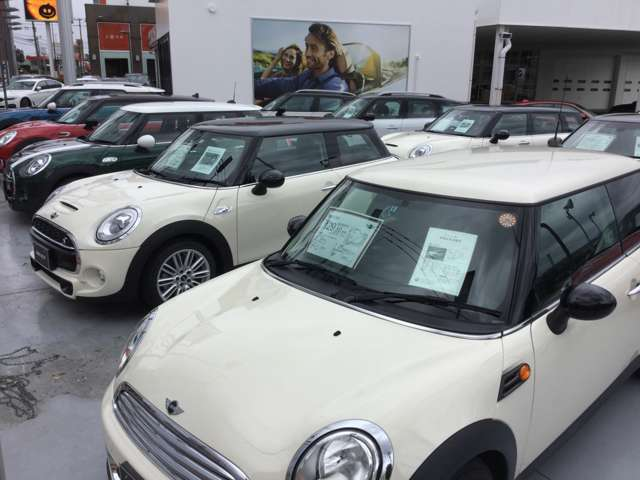 Willplus BMW MINI NEXT 八幡 買取 画像3