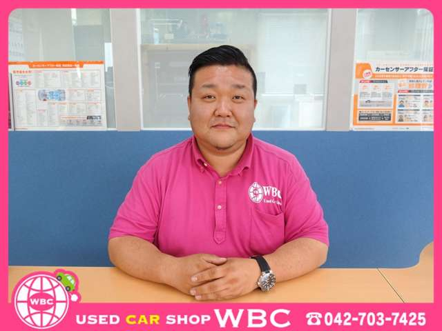 Used Car Shop WBC  保証 画像1