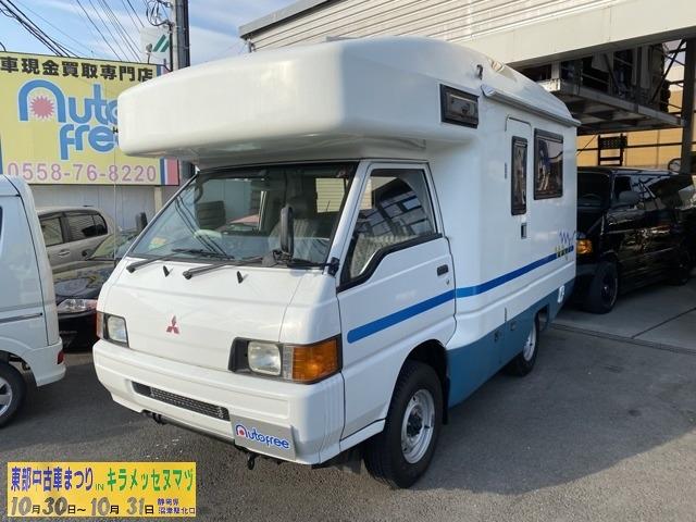 三菱 デリカトラック (静岡県)