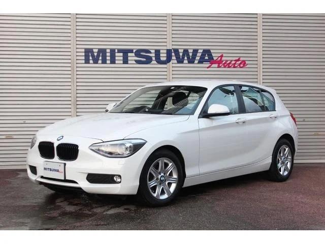 BMW 1シリーズ (愛知県)