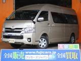 トヨタハイエースバンFOCS ディパーチャー 4WD新車展示車広島県