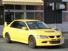 三菱ランサーエボリューション2.0 GSR VIII 4WD