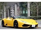ランボルギーニウラカンスパイダー正規D車/ブランディングPKG/スタイルPKG 中古車画像