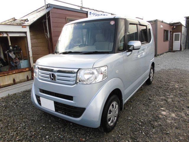 ホンダN-BOX660 G 4WD北海道