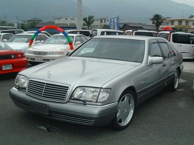 SクラスS500(メルセデス・ベンツ)の中古車