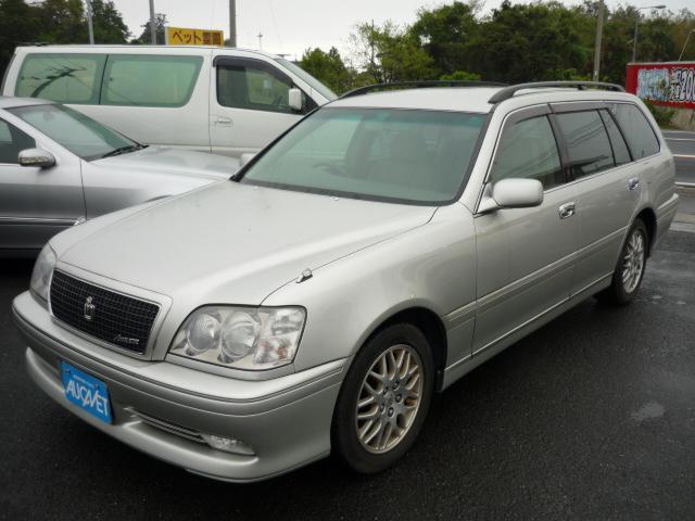 クラウンエステート2.5 アスリートV(トヨタ)の中古車