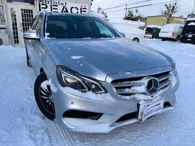 メルセデス・ベンツ Eクラスワゴン (北海道)