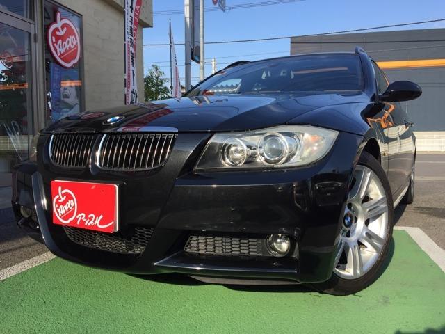 BMW3シリーズツーリング320i Mスポーツパッケージユーザー買取車 サンルーフ香川県