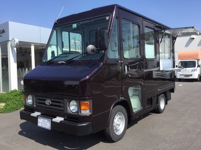 キッチンカー フードトラック 移動販売車 加工車 内装設備搭載済み
