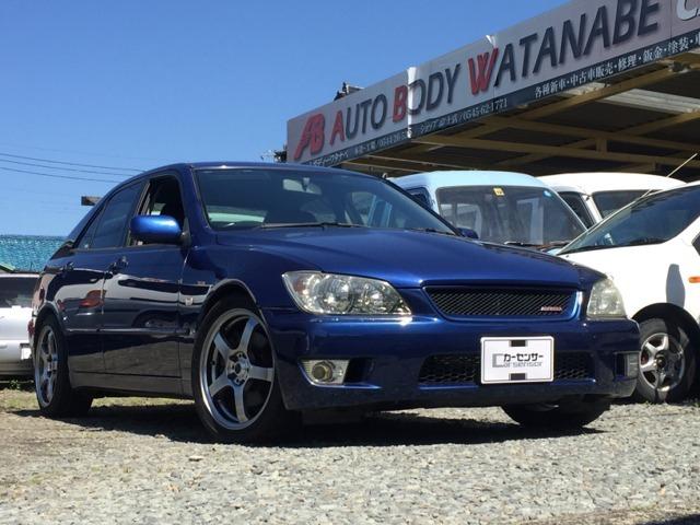 アルテッツァ2.0 RS200 リミテッドII(トヨタ)の中古車