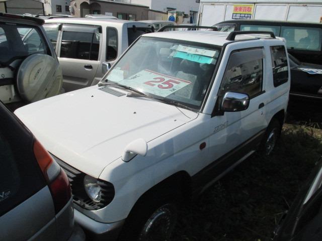 三菱 パジェロミニ 660 XR-II 4WDの中古車