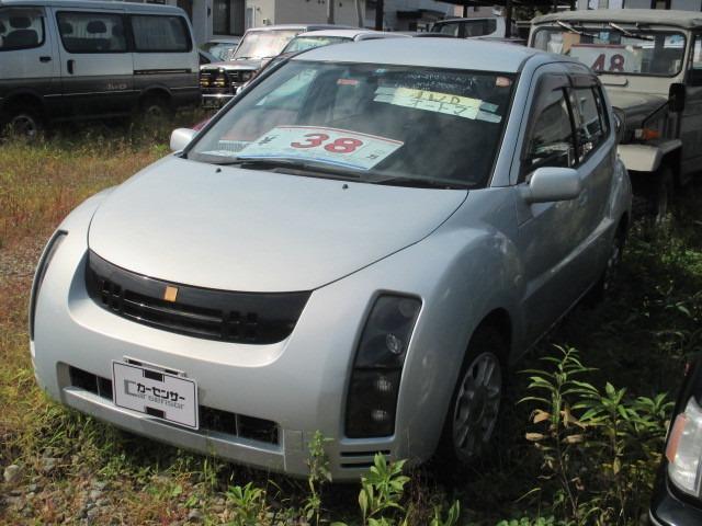 トヨタ WiLL サイファ (北海道)