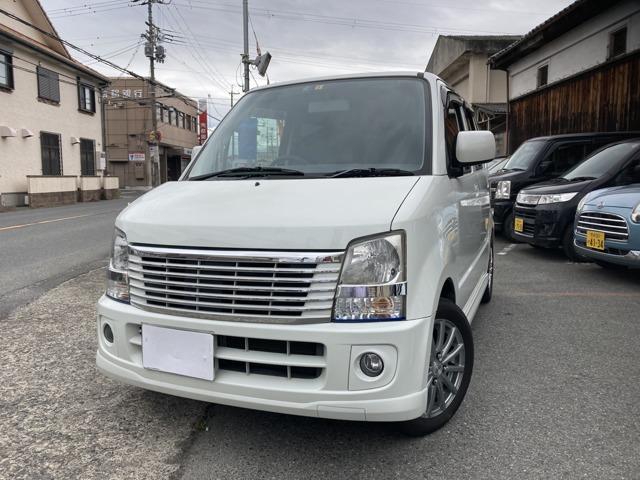 スズキ ワゴンR (奈良県)