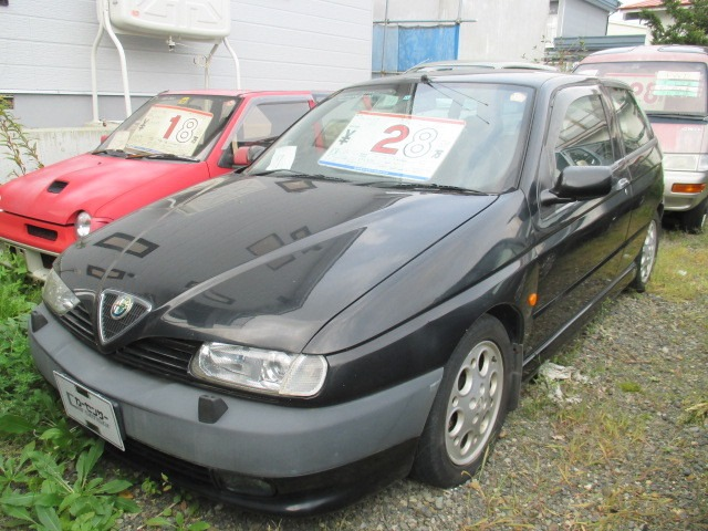 アルファ ロメオ アルファ145 (北海道)