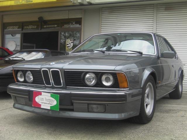 BMW6シリーズ635CSI室内保管 1オーナー愛知県