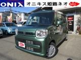 スズキスペーシア660 ハイブリッド G新車フルセグナビBカメラ ETCマットバイザ-兵庫県