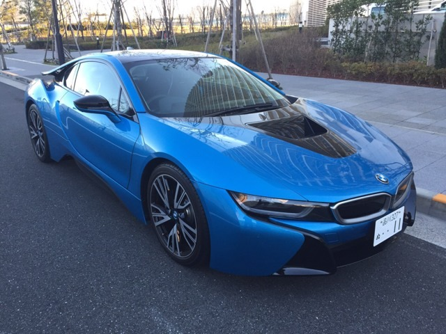 i8ベースモデル(BMW)の中古車