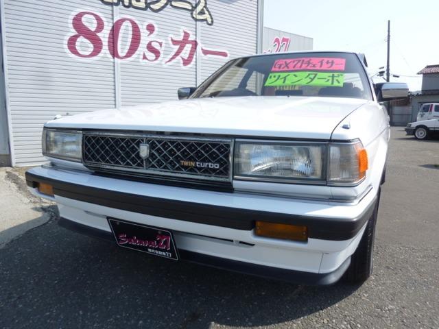 トヨタチェイサー2000 GTツインターボ走行57000km山形県