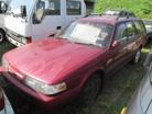 カペラワゴン 2.0ディーゼルSX 4WDの中古車画像