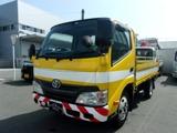 トヨタダイナディーゼルターボ 積載2トン 5速MT道路維持作業車 47000キロ愛知県