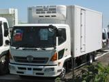 日野自動車レンジャー2.3t積 低温冷凍車 6MT格納式Pゲート北海道