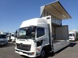 日野自動車レンジャーアルミウィング ワイド ハイルーフ積載2.9t千葉県
