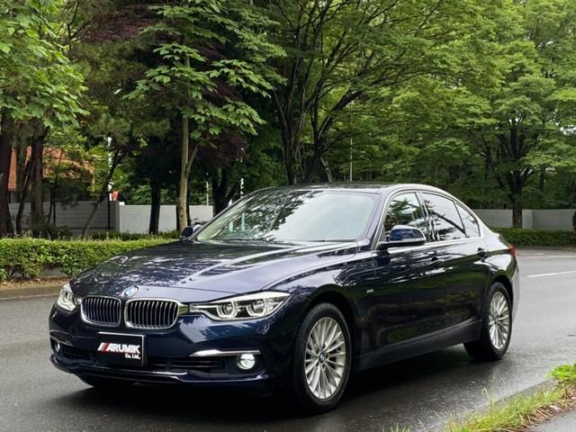 BMW 3シリーズ 318i ラグジュアリー インテリセーフティ LEDヘッドライト