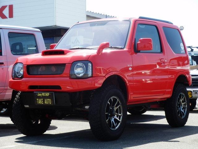 <b>ジムニー</b>660 XG 4WD(スズキ)の中古車