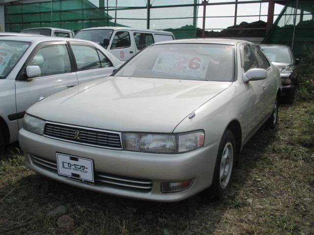 クレスタシュフィール(トヨタ)の中古車