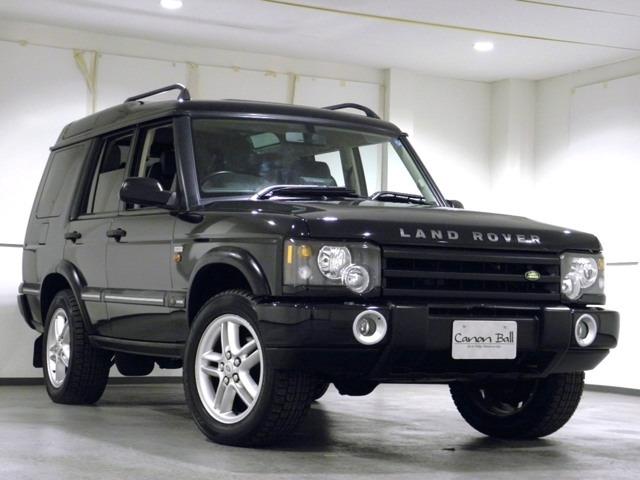 ランドローバーディスカバリースポーツエディション 4WD限定車 専用ブラックボディ&18AW電動WSR埼玉県