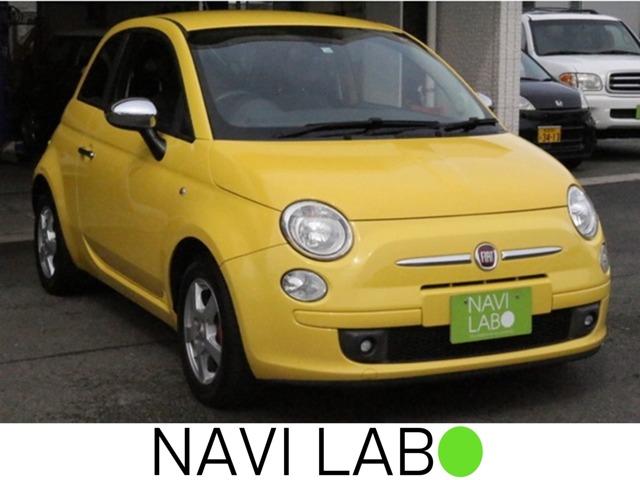 国内100台の限定車、1.4スポーツSSがナビラボに登場です!  パドルシフトで操る100PS(カタログ値)1.4リッターエンジンをお楽しみください!