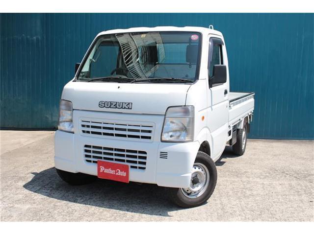 キャリイ660 KCエアコン・パワステ 3方開(スズキ)の中古車