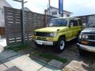 トヨタランドクルーザープラド3.0 SXワイド ディーゼルターボ 4WD