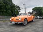カルマンギア 全塗装済新品ホワイトリボンタイヤの中古車画像