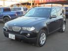 BMWX3xドライブ25i 4WD