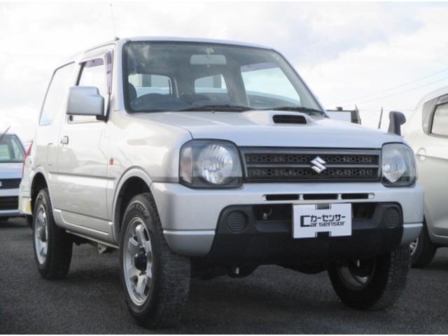 スズキ ジムニー 660 XG 4WD 中古車在庫画像1