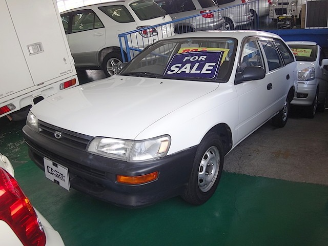 カローラバン1.5 DX(トヨタ)の中古車