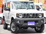 スズキジムニー660 XC 4WD8インチSDナビ+ETC+マット+バイザ-兵庫県