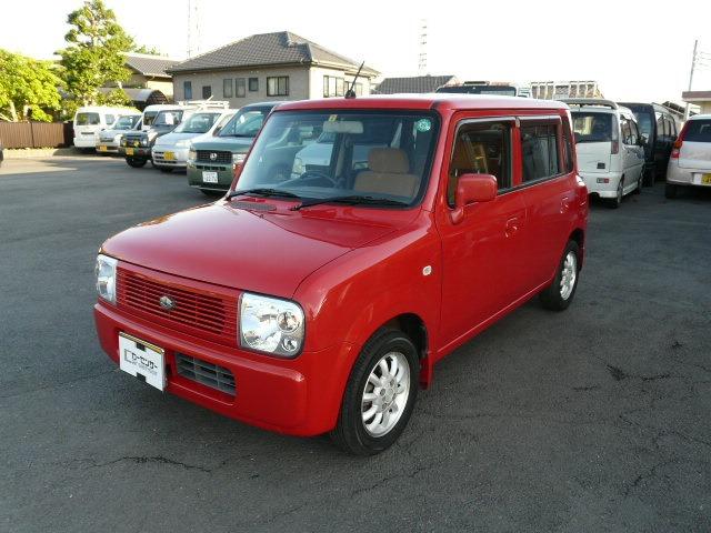 アルトラパン660 X(スズキ)の中古車
