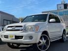 米国トヨタセコイアリミテッド 4.7 V8 4WD