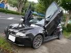 GTA セレスピード ガルウイング 社外マフラー 車高調