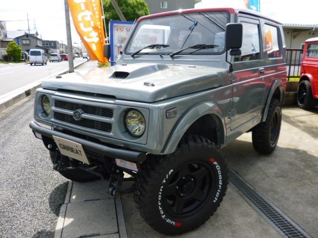 ジムニー660 HC 4WD(スズキ)の中古車