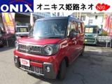 スズキスペーシア660 ギア ハイブリッド XZ新型新車 フルセグナビBカメラ ETCマット兵庫県
