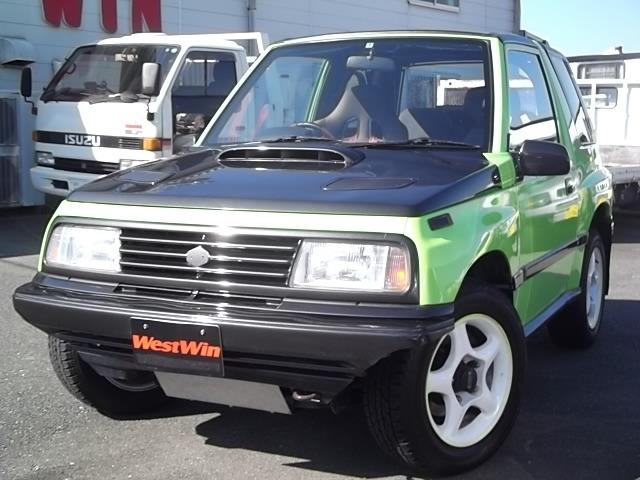 エスクード1.6 レジントップ 4WD(スズキ)の中古車