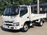 日野自動車デュトロ強化ダンプ 4WD積載2000kg青森県