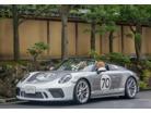 ポルシェ 911カブリオレ 991スピードスター