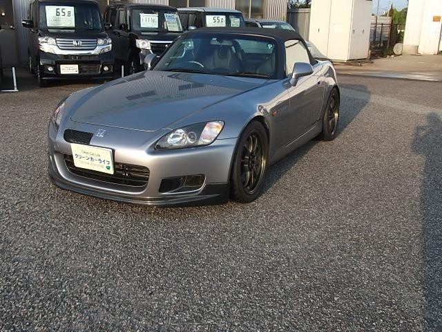 ホンダ S2000 (富山県)